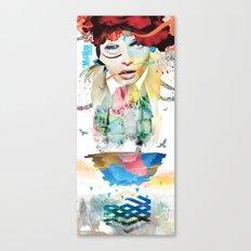 LA MACHINE #2 Canvas Print