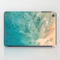 Solar Crystals iPad Case