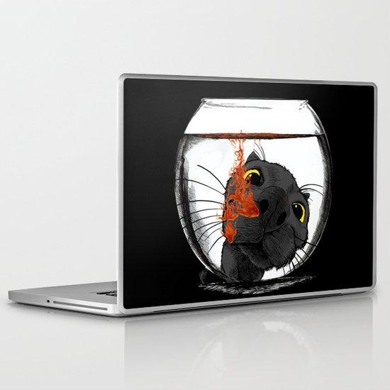 Color Drop Laptop & iPad Skin