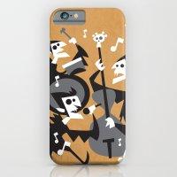 The Jazz Bats iPhone 6 Slim Case