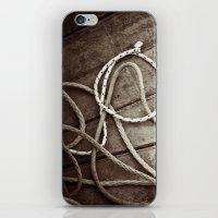 Ropes iPhone & iPod Skin
