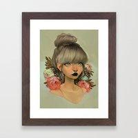 ambrosial Framed Art Print