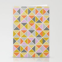 Hip Square Stationery Cards