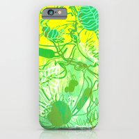 iPhone & iPod Case featuring Natura by IamDesigner
