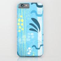 Water rays iPhone 6 Slim Case