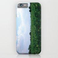 iPhone & iPod Case featuring Eyes On Horizon by Pan Kelvin
