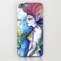 the seahorse's friend iPhone 6 Slim Case