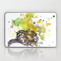 Chipmunk Color Splash Pa… Laptop & iPad Skin