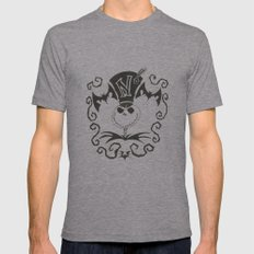 Jack Mens Fitted Tee Athletic Grey SMALL