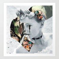///// (Bela Lugosi's Dea… Art Print