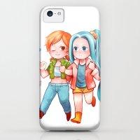 iPhone Cases featuring Nami & Vivi by Yuu Shishio