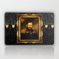 Ricky Gervais - replaceface Laptop & iPad Skin