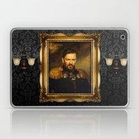 Ricky Gervais - Replacef… Laptop & iPad Skin