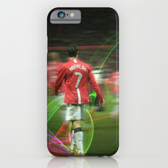 Ronaldo Remix iPhone & iPod Case