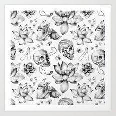 KARIN Art Print
