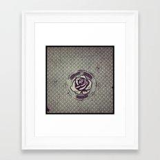 portlandia 3.0 Framed Art Print