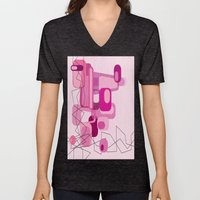 In The Pink Unisex V-Neck