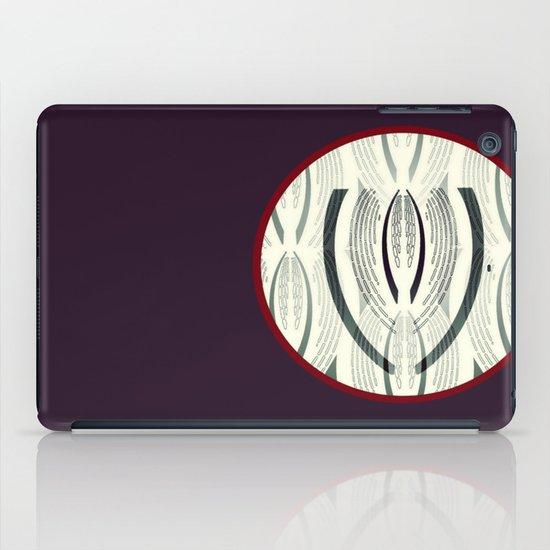 The symbol iPad Case