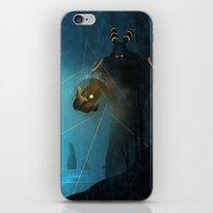 Lapinou iPhone & iPod Skin
