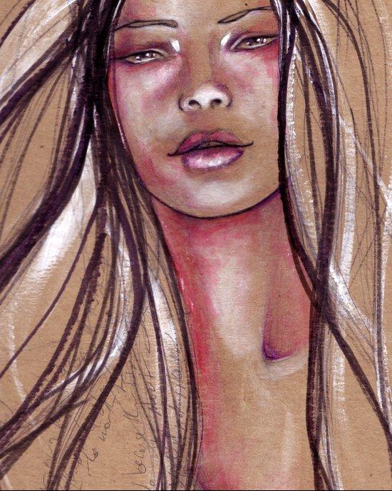 20 Nov 2009 Art Print