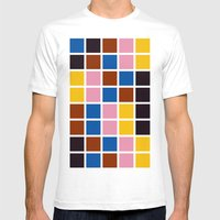 Mylo Xyloto Mens Fitted Tee White SMALL