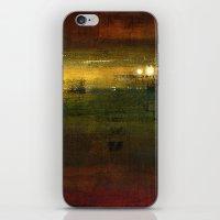 three lights iPhone & iPod Skin