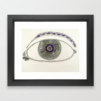 Complex Visions Framed Art Print