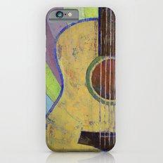 Sunrise Guitar iPhone 6s Slim Case