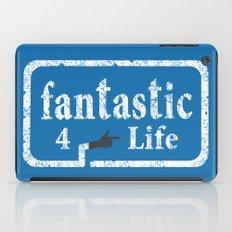 Fantastic 4 Life iPad Case