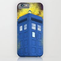 The TARDIS iPhone 6 Slim Case