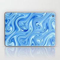 Ice Flow Laptop & iPad Skin