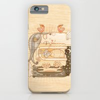 Sleeping iPhone 6 Slim Case