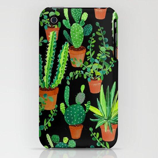 Cacti iPhone & iPod Case