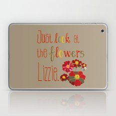 Just Look at the Flowers Lizzie Laptop & iPad Skin