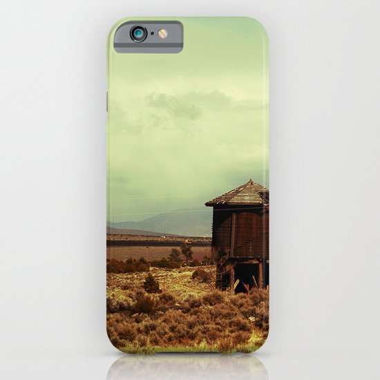 Leaving New Mexico iPhone & iPod Case