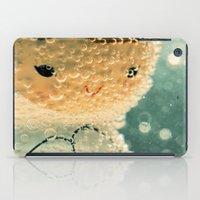 Snuggle bubble iPad Case