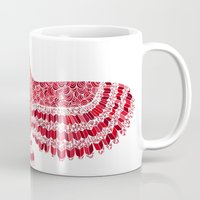 Red Barn Owl Beaut Mug