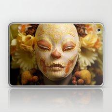 Golden Harvest Muertita Detail Laptop & iPad Skin