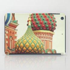 Russian Onion Domes iPad Case