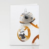 Astromech Beebee-Ate Stationery Cards