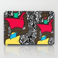 Colors Of Africa iPad Case