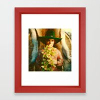 Prana Framed Art Print