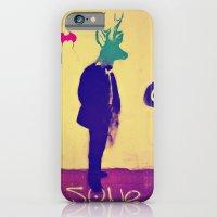 Deer-head iPhone 6 Slim Case