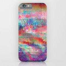 23-18-45 (Acid Rain Bed Glitch) Slim Case iPhone 6s