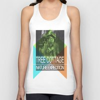 COTTAAGE TREE Unisex Tank Top