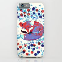 Berry fox - nostalgic iPhone 6 Slim Case