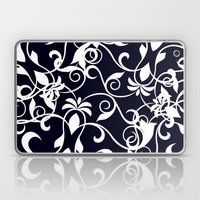 flower pattern? Laptop & iPad Skin
