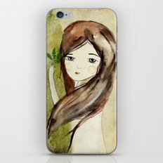 Humus iPhone & iPod Skin