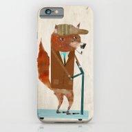 The Eccentric Mr Fox iPhone 6 Slim Case