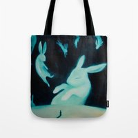 They Drifted Tote Bag